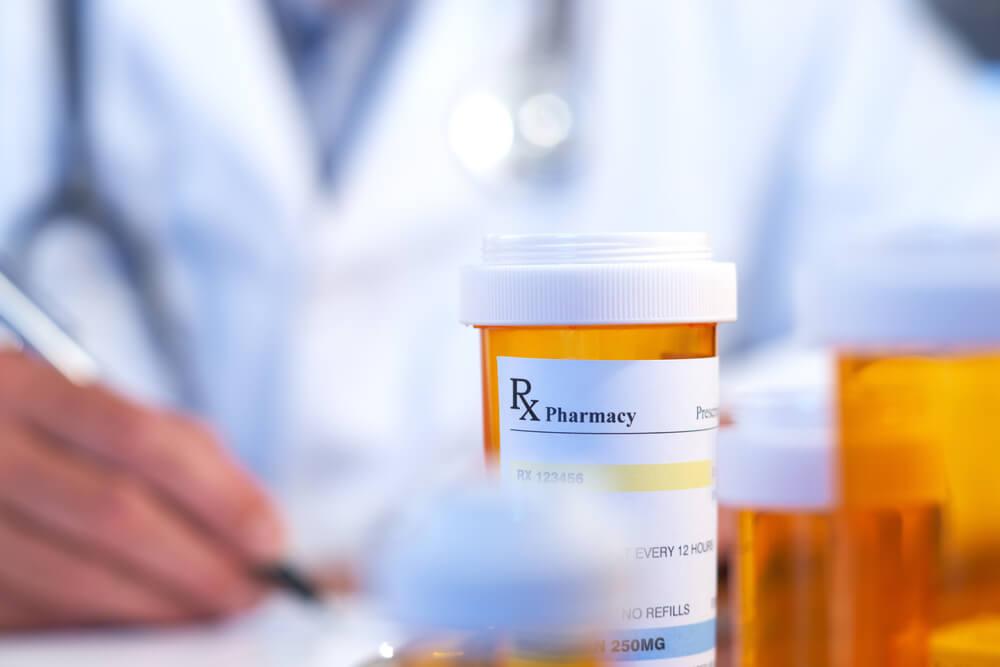 Doctor prescribing wrong medication